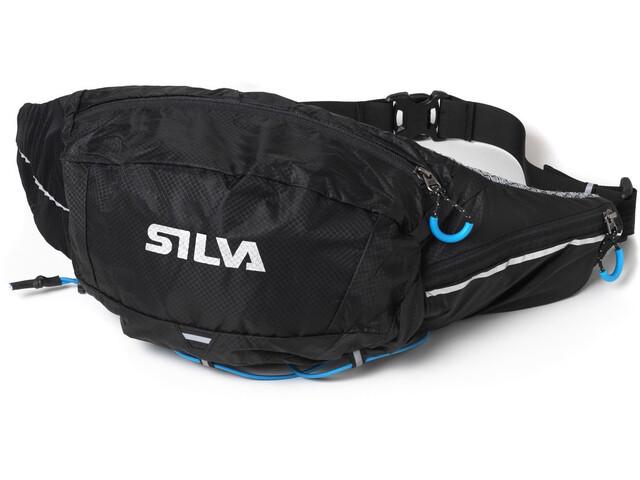 Silva Free 10X Hydration Belt, negro